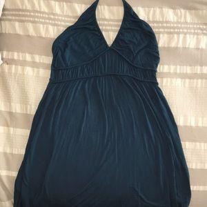 Dresses & Skirts - Blue flowy dress